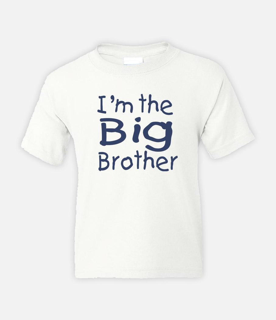 9655a483746a Παιδικές μπλούζες με σχέδιο Big brother